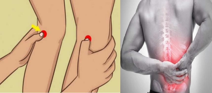 Akibat lutut sakit