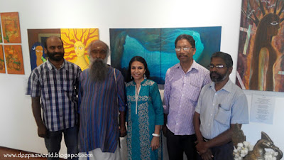 Satheesh Vellinezhi, Kaladharan Sir, Deepa Gopal, Anil Kumar, Kumar P Mookuthala HnS