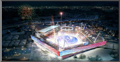 Proses Persiapan PyeongChang Winter Olympic 2018