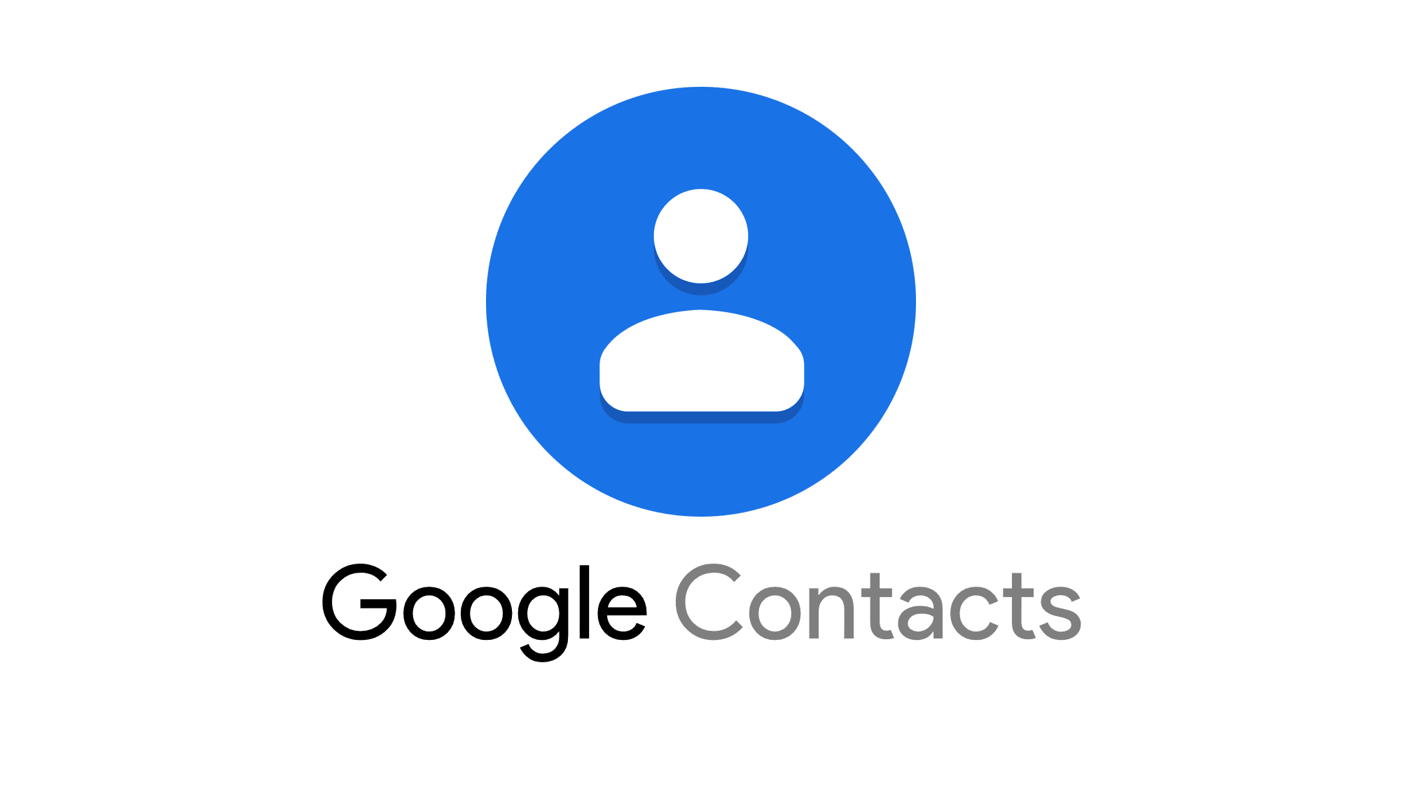 Google: Export contacts - here's how
