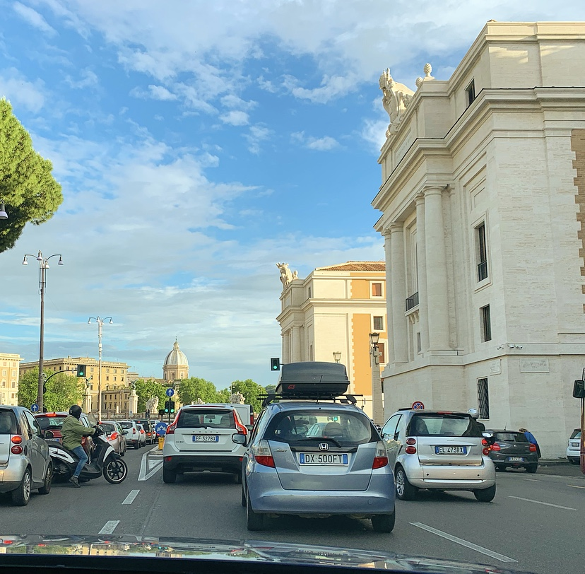Rome travel diary must visits