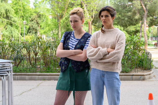 Clara Lago en 'El Vecino' de Netflix