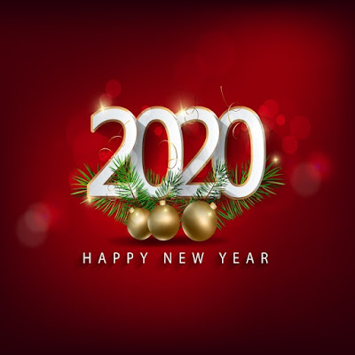 Happy New Year 2020 Photo for Facebook