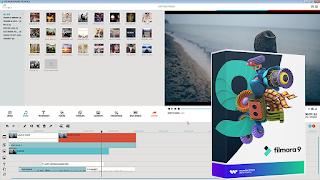 تحميل أفضل برامج تحرير الفيديو للمبتدئين Wondershare Filmora 9.1.2.7