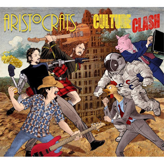 The Aristocrats - 2013 - Culture Clash