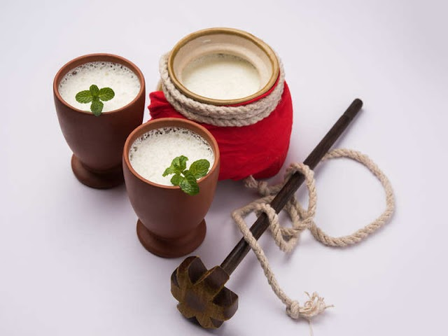 Punjabi Lassi Recipe in Hindi