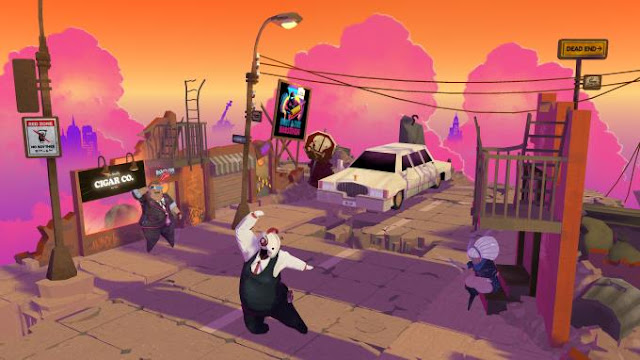 Felix The Reaper is an adventure puzzle game in which you have to play the role of a real Reaper working for the Ministry of Death and deciding to learn how to dance.