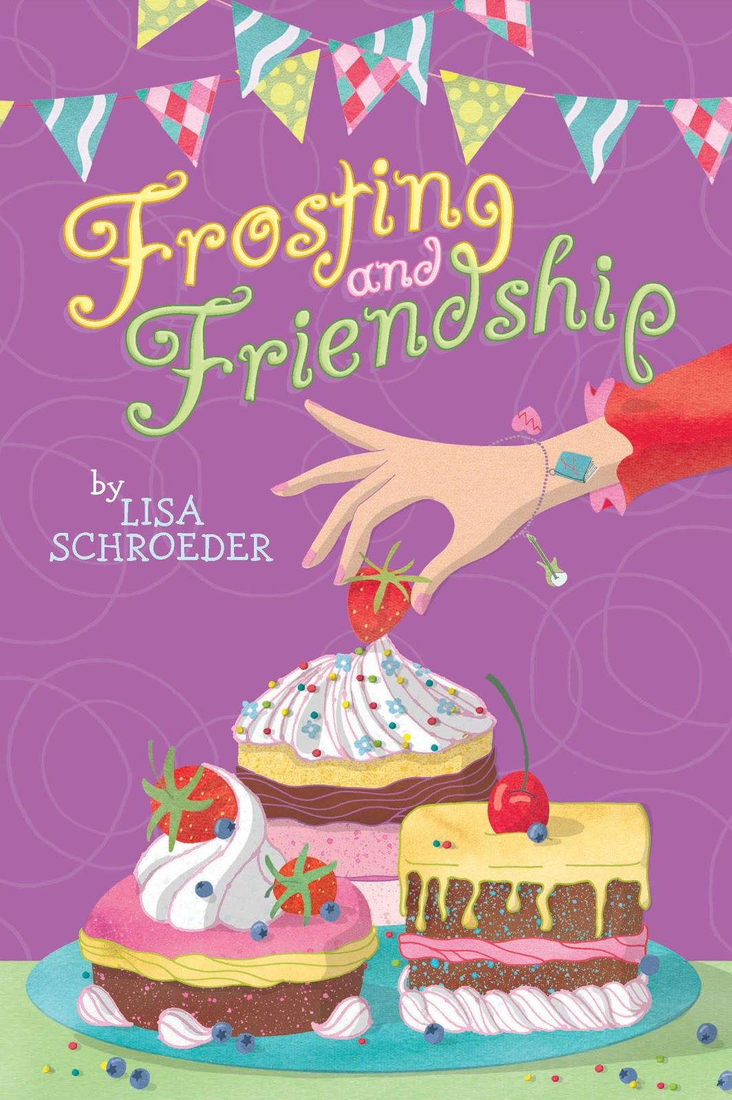 Lisa Schroeder Author Books For Kids
