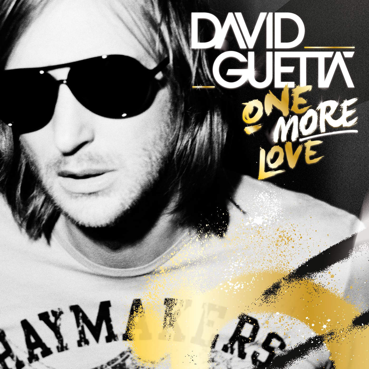David Guetta - One More Love (Deluxe Version) Cover