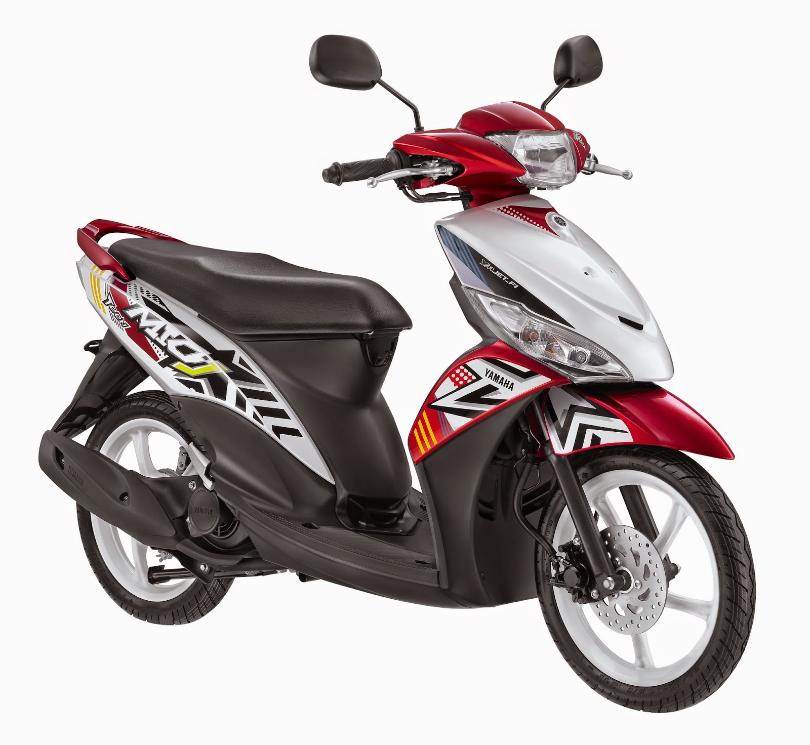 gambar sepeda motor yamaha mio trendy info daftar sepeda
