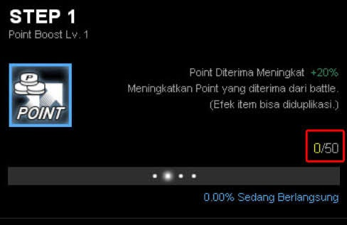 syarat Buff Point Boost medal clan point blank indonesia