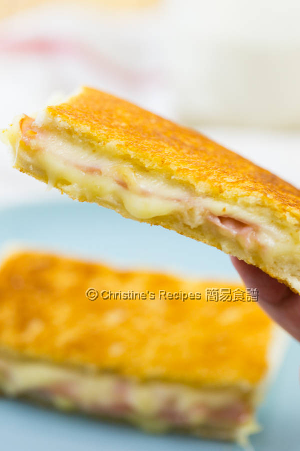火腿芝士三文治 Ham & Cheese Sandwiches04