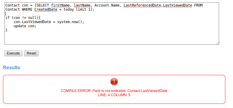 New SOQL Clauses and System Fields ~ CRM Science