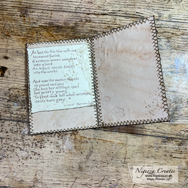 Edith Holden Journaling Cards