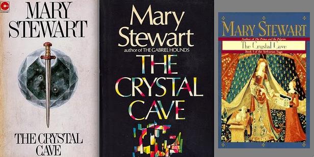 Avid Reader S Musings The Crystal Cave border=