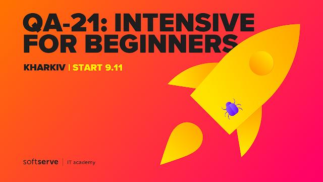 QA-21: Intensive for beginners