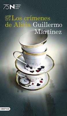 Los crímenes de Alicia - Guillermo Martínez (2019)