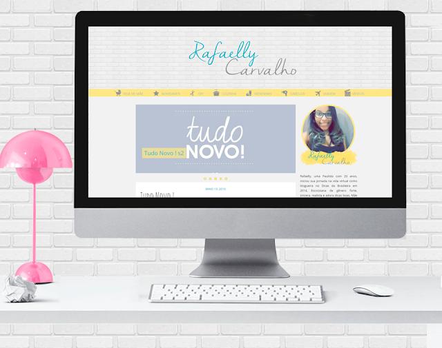Layout para Blog