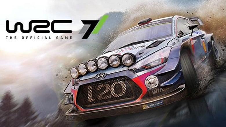 WRC 7 World Rally Championship Free Download