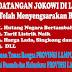 Gapensa: Tolak Kedatangan Jokowi di Bumi Lampung