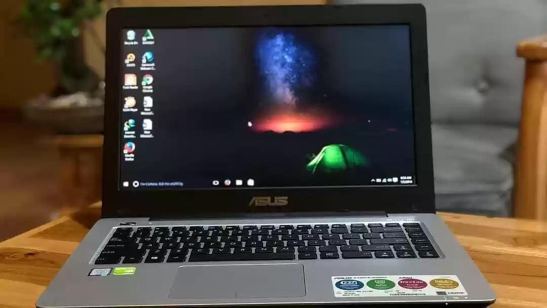 Laptop ASUS Baterai Tanam Tidak Bisa Nyala