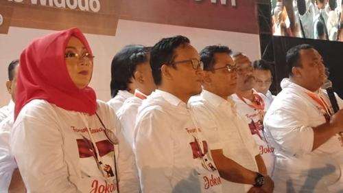 Klaim Didekati Simpatisan Anies, Relawan Jokowi Lebih Pilih Dukung Ganjar