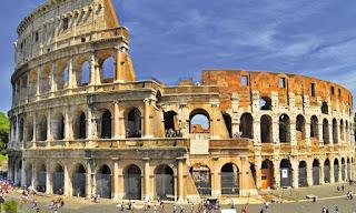 रोमन कोलोसियम, रोम