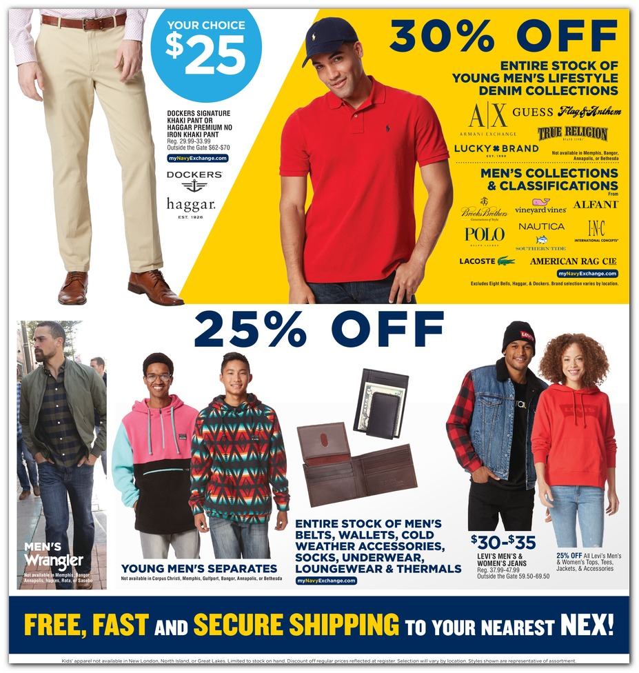 Navy Exchange Black Friday 2019 page 48