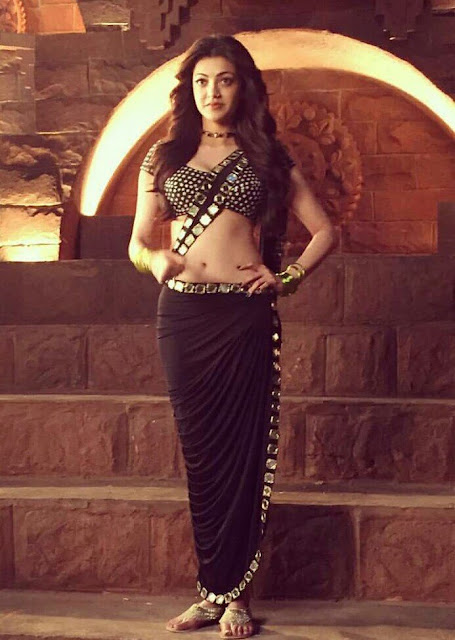 Kajal Agarwal Second Look in janatha garage
