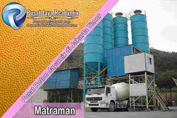 Jayamix Matraman, Jual Jayamix Matraman, Cor Beton Jayamix Matraman, Harga Jayamix Matraman