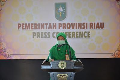 Update Covid-19 Riau Hari Ini: Angka Kesembuhan Semakin Meningkat
