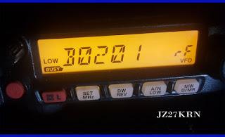 Menaikan Power Output Radio Rig Yaesu FT 1900