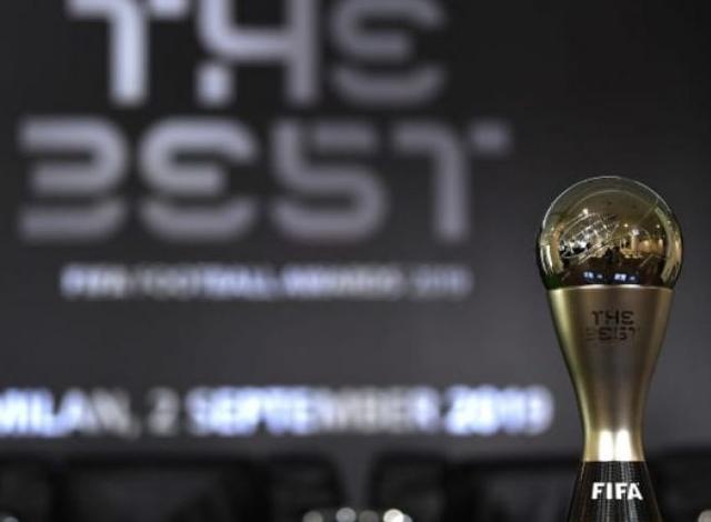 ستمنح جوائز الفيفا الأفضل في 17 ديسمبر