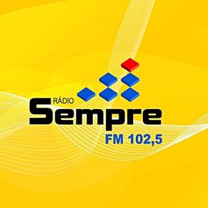 Ouvir agora Rádio Sempre FM 102,5 - Goiatuba / GO