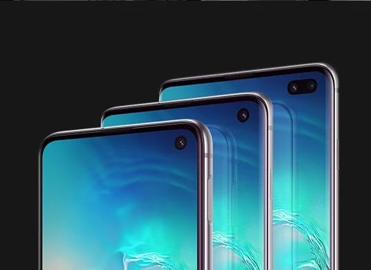 Samsung Galaxy S10 Series with Smart Signature Device Plan