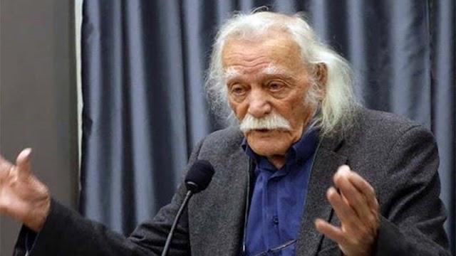 Μανώλης Γλέζος: Πέθανε ο  αγωνιστής της Εθνικής Αντίστασης
