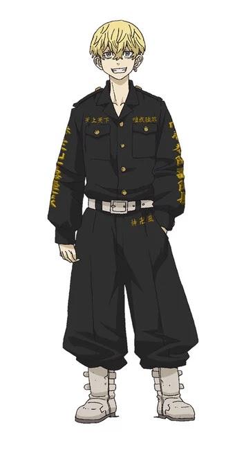 El anime Tokyo Revengers