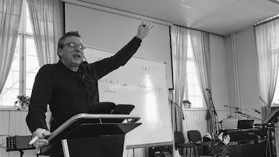 söndag 27 januari 2019 kl 11, Robin Vidén: Jesus - Guds son, del 2