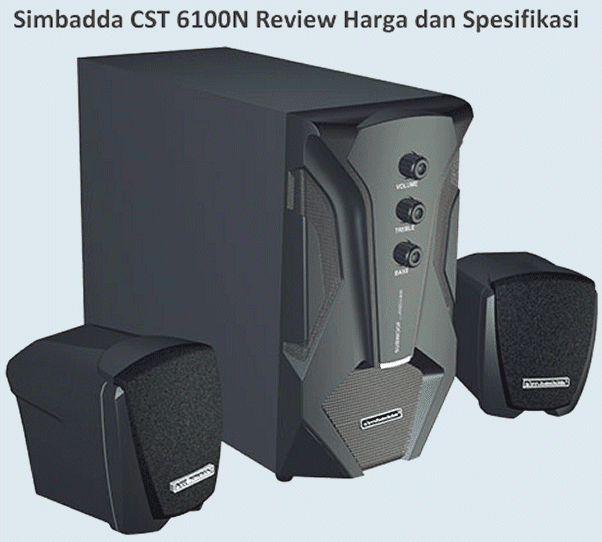 Harga Simbadda CST 6100N Aktif