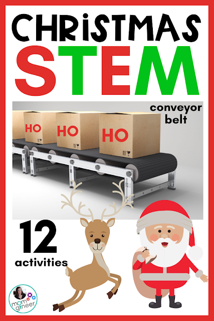 Christmas STEM and STEAM Activities for Kids - 12 Challenges to Tinker all the Way!