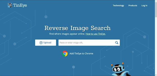 محركات البحث عن الصور