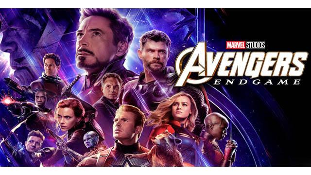Avengers: Endgame (2019) Hindi Dubbed Movie