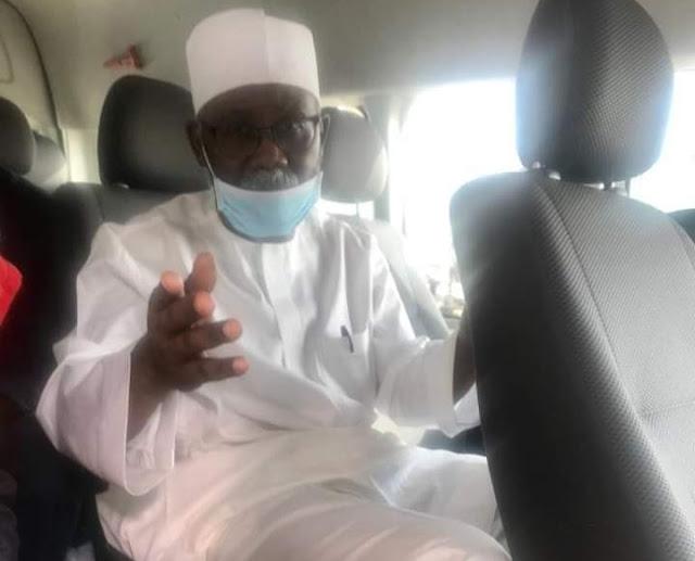 Malabu Oil Block: EFCC Picks Up Mohammed Adoke On Arrival From Dubai