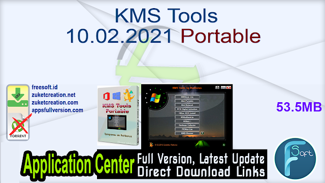 KMS Tools 10.02.2021 Portable