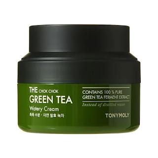 korejska krema sa zelenim čajem