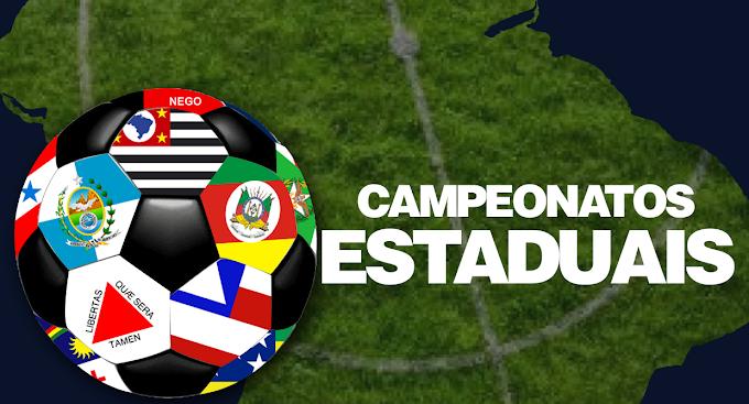 Ligas Adicionais - Patches - Campeonatos Estaduais - Brasfoot 2021
