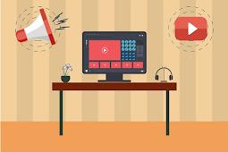 10 Peralatan Youtuber yang perlu dimiliki agar Sukses