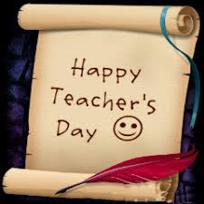More about teachers day