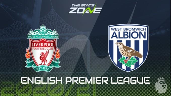 مشاهدة مباراة ليفربول و وست بروميتش ألبيون بث مباشر