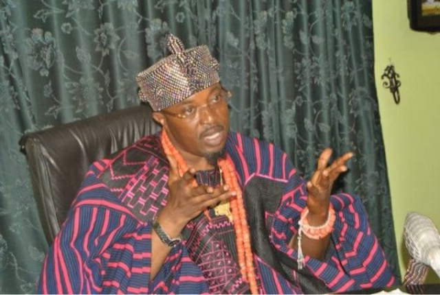 Iwo monarch issues stern warning to Alaafin of Oyo over 'war drum'